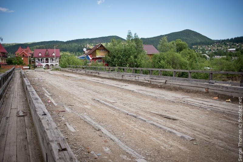 Прут, Микуличин