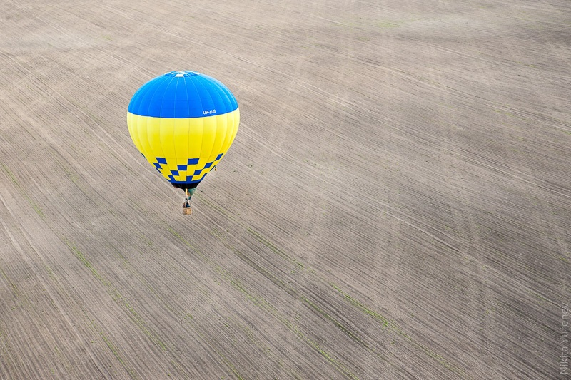 воздушный шар Украина