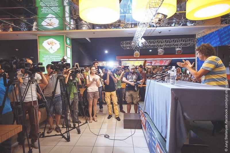 Скрябин пресс-конференция