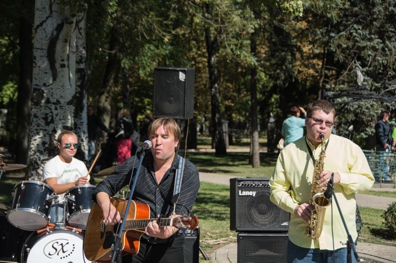 Фестиваль кузнечного мастерства в Донецке