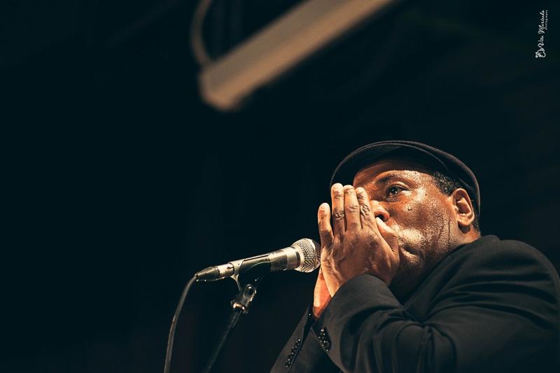 Тема с вариациями. Live: Keith Dunn & Train Four Blues Band