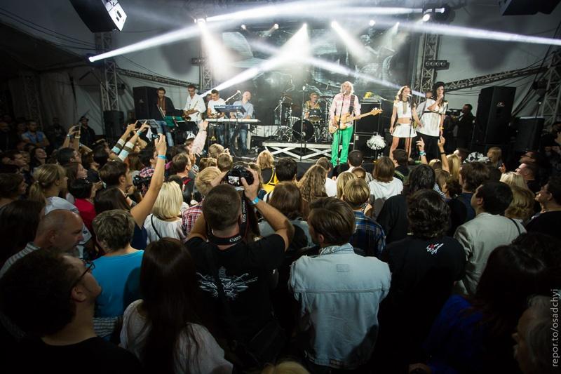 Брати Гадюкіни Зеленый театр Киев 2014