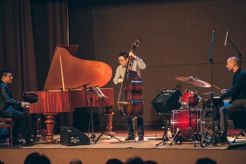 Бенито Гонсалес в Киеве