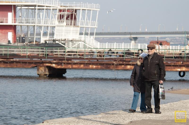 Николаев и его жители