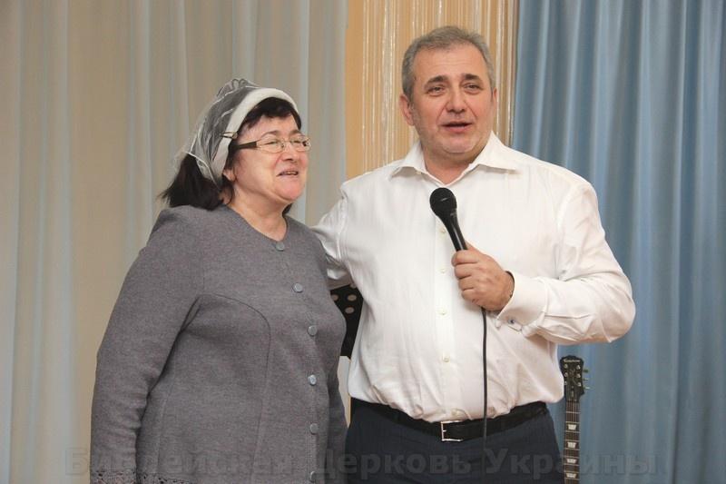Празднование Пасхи в Библейской Церкви Украины