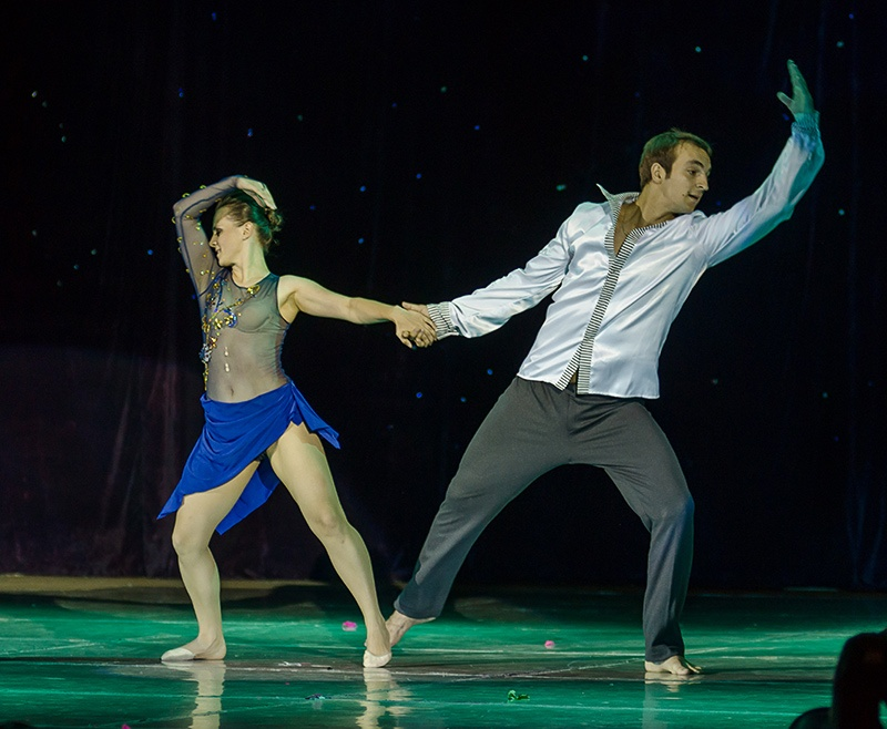 Студия современного танца Максимум