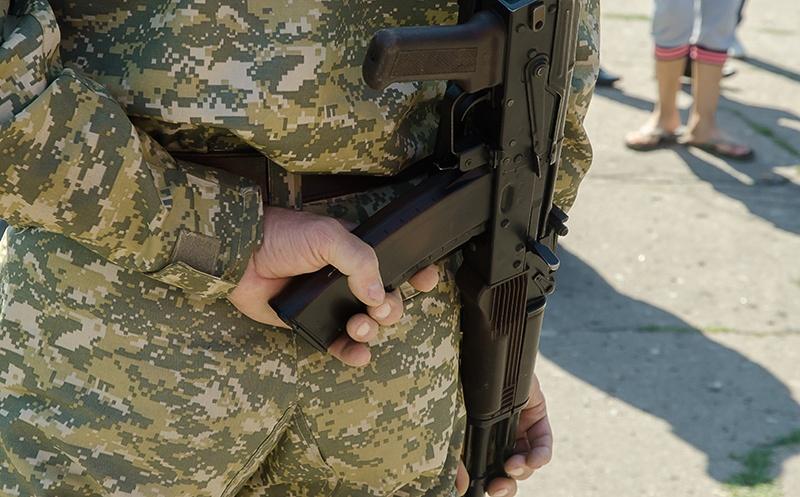 Днепропетровской воздушно-десантной бригады