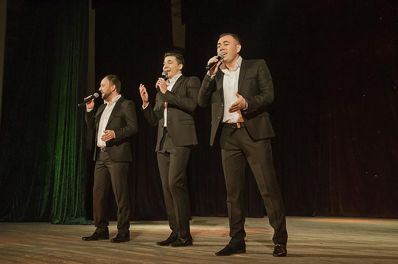 трио «XtriM» в Красноармейске