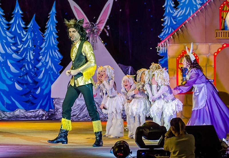 Рождественская сказка. Красноармейск