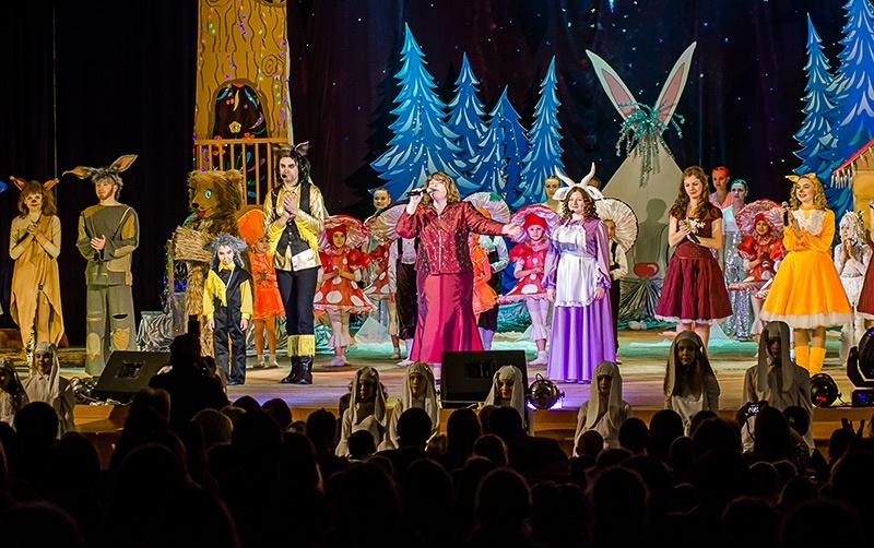 Рождественская сказка, Красноармейск