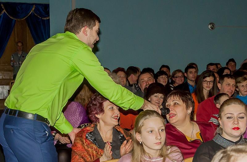 """Вокал-шоу """"Консонанс"""" в Красноармейске"""
