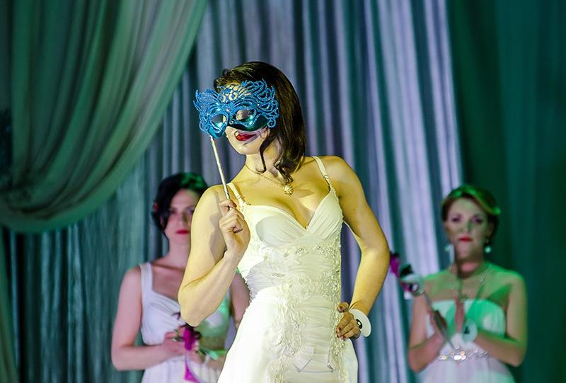 Снежная Королева, конкурс красоты, г. Красноармейск