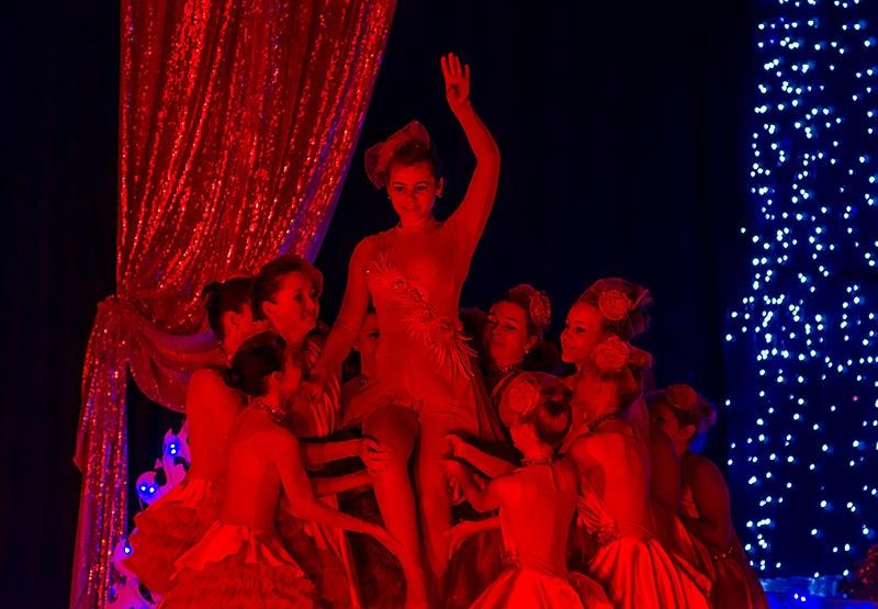 """""""Снежная Королева"""", конкурс красоты в г. Красноармейске"""