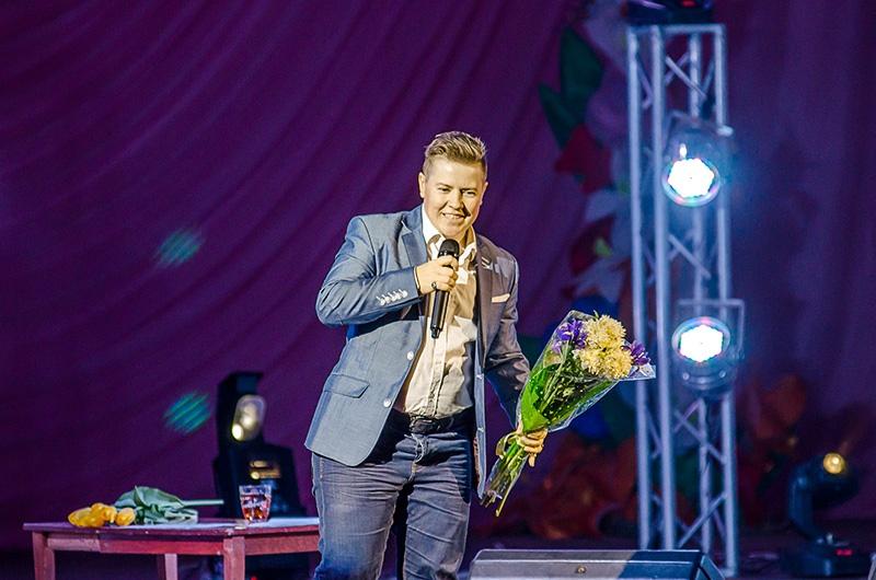 Евгений Литвинкович в Красноармейске