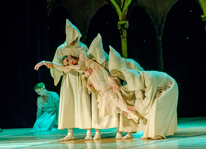 """""""Ромео и Джульетта"""" балет в Красноармейске"""