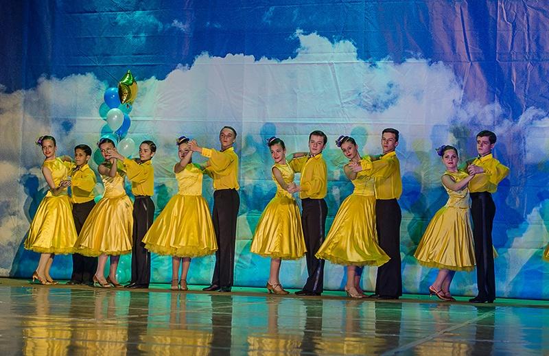 Выпускной вечер в Покровске - 2016