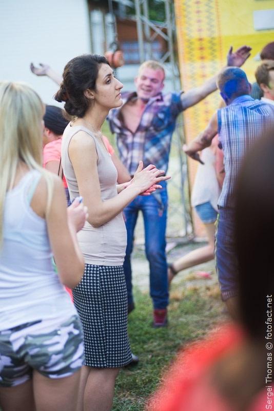 День молодежи в Покровске 2016