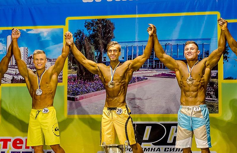Кубок Украины по бодилибдингу в Покровске