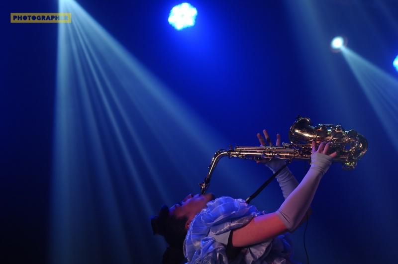 Freedom Jazz Елены Коляденко