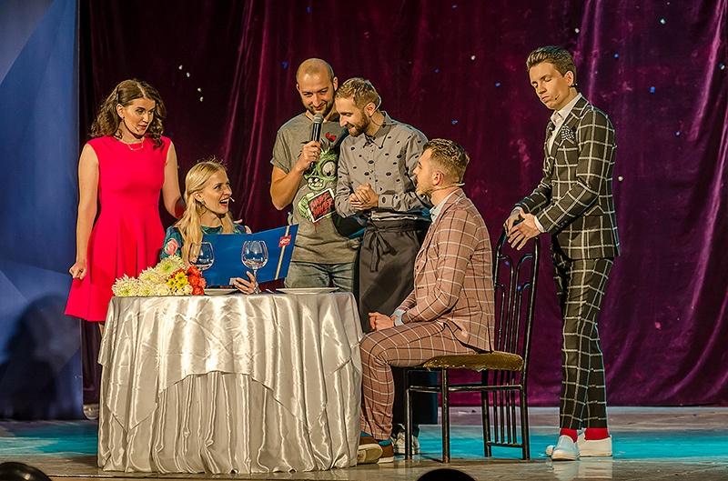 Мамахохотала-шоу в Покровске