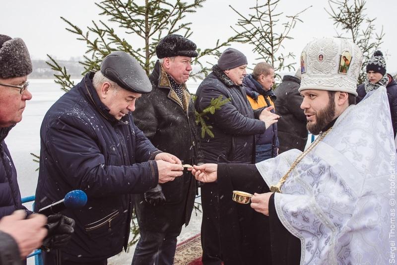 Крещение Карловка 2018