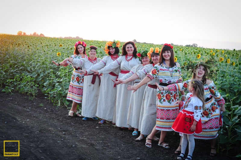 Івана Купала у селі Любимівка Запорізької області